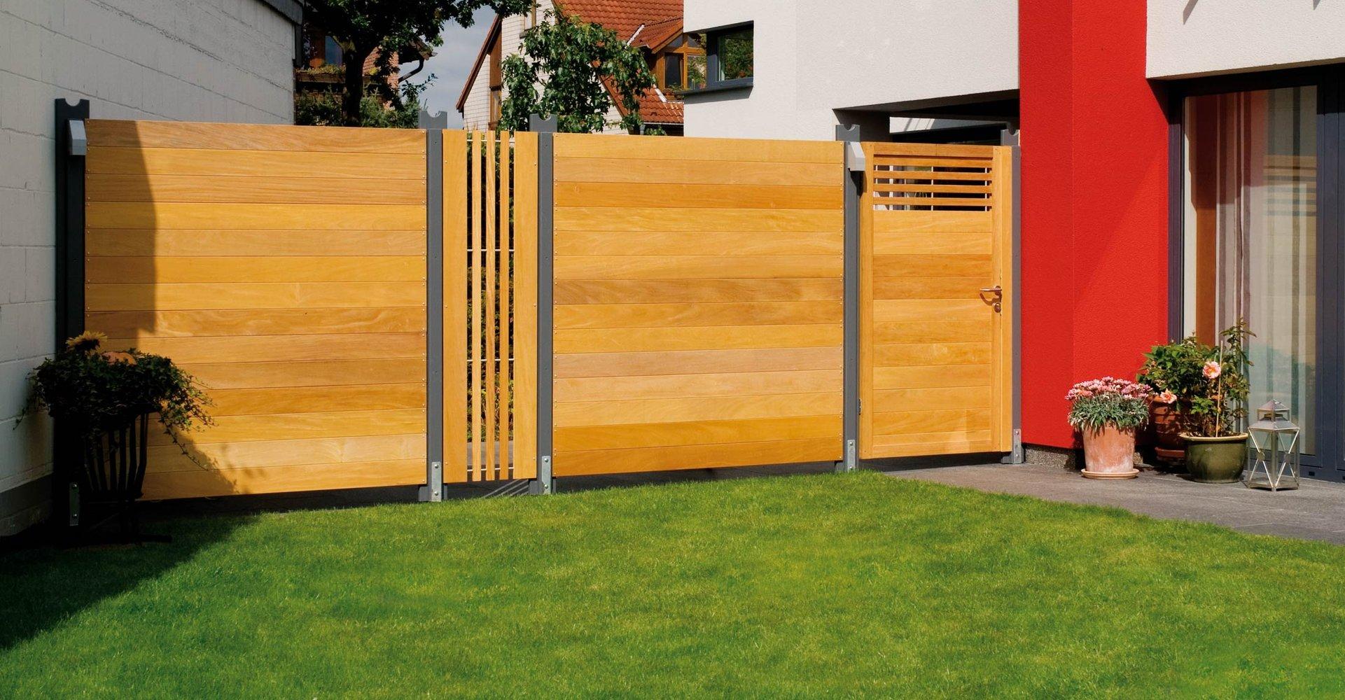 Sichtschutz Holz von Siebert in Hünfeld bei Fulda
